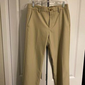 Men's Light Khaki IZOD Golf Pants